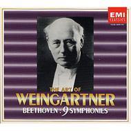 Comp.symphonies: Weingartner / Vpo