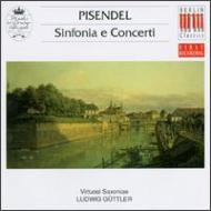Pisendei: Sinfonia , Concerto