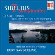 Comp.symphonies: K.sanderling / Berlin.so
