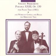 Contemporary Piano Trios: Mirecourt Trio