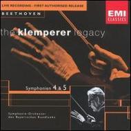 Sym.4, 5: Klemperer / Bavarian.rso