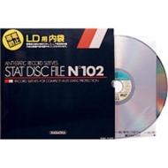 NAGAOKA スタットディスクファイル (LD / LP用)