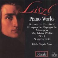Piano Works: Chuprik