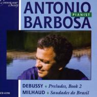 Piano Works: Barbosa