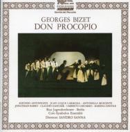 Don Procopio: アントニオッツイ, サンナ, ベルリンriaユンゲート管弦楽団 & シンボルン合唱団