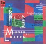 Musik In Luzern: Blasorchester Stadtmusik Luzern