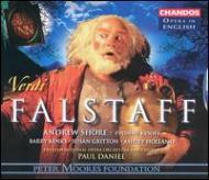 ヴェルディ:歌劇「ファルスタッフ」/ショア(Bar)他、ダニエル(指揮)、イギリス国立歌劇管弦楽団&合唱団