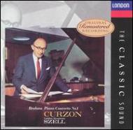 ピアノ協奏曲第1番、他 カーゾン、セル&ロンドン響、他