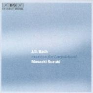 パルティータ全曲 鈴木雅明(チェンバロ)(2CD)