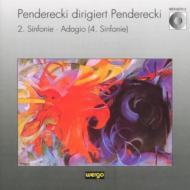 Sym.2, Adagio From Sym.4 : Penderecki / Ndr.so