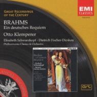 Ein Deutsches Requiem: Klemperer / Po Schwarzkopf F-dieskau