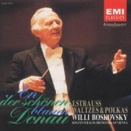 Waltzes: Boskovsky / Strauss.o