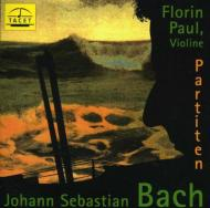 Partitas For Solo Violin: Florin Paul