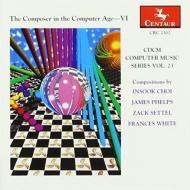 Cdcmcomputer Music Series Vol.23: S.duke(Sax)Cassatt Q M.bell(S