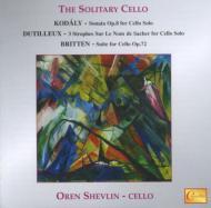Oren Shevlin The Solitary Cello