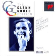Comp.piano Sonatas: Gould