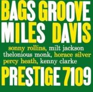 Bags Groove (アナログレコード/OJC)
