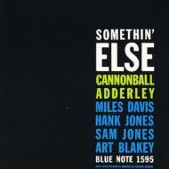 Somethin' Else (アナログレコード/Blue Note)