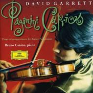 24のカプリース(シューマン編曲ピアノ伴奏版) ギャレット、カニーノ
