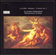 Flute Sonatas Op.5、7-12 Ferrarini / Tasini