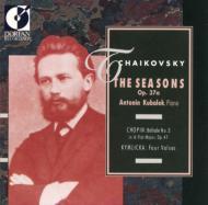 The Seasons: Kubalek