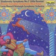 チャイコフスキー:交響曲第2番、リムスキー=コルサコフ:交響曲第2番 マゼール&ピッツバーグ響