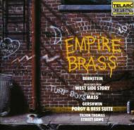 Empire Brass-バーンスタイン, Gershwin