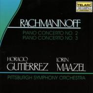 Piano Concerto.2, 3: Gutierrez(P)Maazel / Pittsburgh So