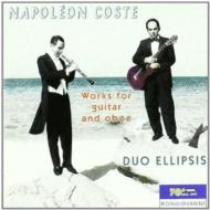 Works For Guitar & Oboe: Duo Ellipsis