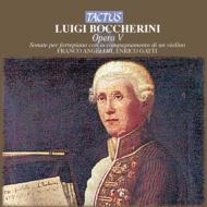 フォルテピアノとヴァイオリンのためのソナタ集 フランコ・アンゲレーリ、エンリコ・ガッティ