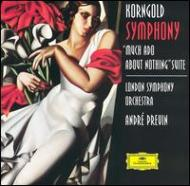 Symphony, Much Ado About Nothing Suite: Previn / Lso