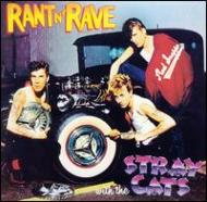 Rant' n' rave With Stray Cats -cut Out