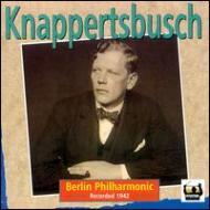 Sym.3 / 3, Etc: Knappertsbusch / Bpo