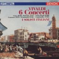 Violin Concertos: I Solisti Italiani