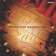 歌に生き、恋いに生き オペラ・フォー・オーケストラ BBC コンサート・オーケストラ