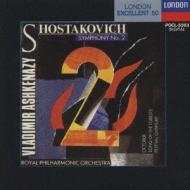 ショスタコ−ヴィチ:森の歌、祝典序曲、他 アシュケナージ指揮/ロイヤル・フィルハーモニー管弦楽団