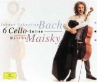 無伴奏チェロ組曲全曲 マイスキー[1999年録音](2CD)