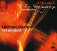 『ラ・ストラヴァガンツァ』全曲 ポッジャー、アルテ・デイ・スオナトーリ(2SACD)