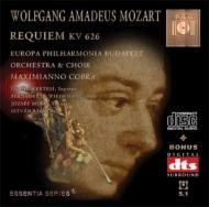 Requiem: M.cobra / Europa Philharmonia Budapest & Cho (+dts 2cd)