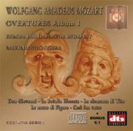 Overtuers: M.cobra / Europa Philharmonia Budapest (+dts Cd)
