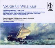 交響曲全集 ハンドリー&ロイヤル・リヴァプール・フィル(7CD)