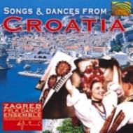 Songs & Dances From Croatia