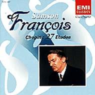 Etudes: Francois