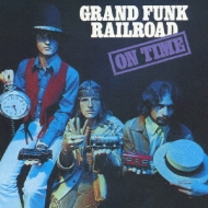 On Timegrand Funk Railroad登場