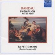 Pygmalion: Leonhardt / La Petite Bande Elwes Yaker Van Der Sluis