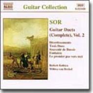 ソル、フェルナンド(1778-1839)/Complete Guitar Duets Vol.2: Van Berkel Kubica