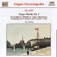 オルガン作品集Vol.2[グラーヴェ/「輝く創り主」による変奏曲] ルブラン