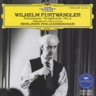 シューマン:交響曲第4番、<マンフレッド>序曲 フルトヴェングラー/ベルリン・フィルハーモニー管弦楽団