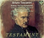 交響曲全集 アルトゥーロ・トスカニーニ&フィルハーモニア管弦楽団(1952 ライヴ)(3CD)