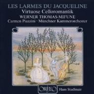 Werner-thomas Mifune Salut D'amour, Romantic Cello
